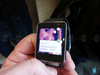 Samsung Gear Live hands-on