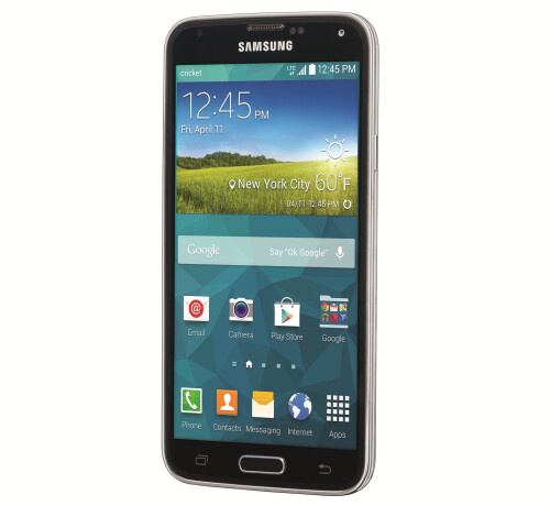 Cricket's Samsung Galaxy S5