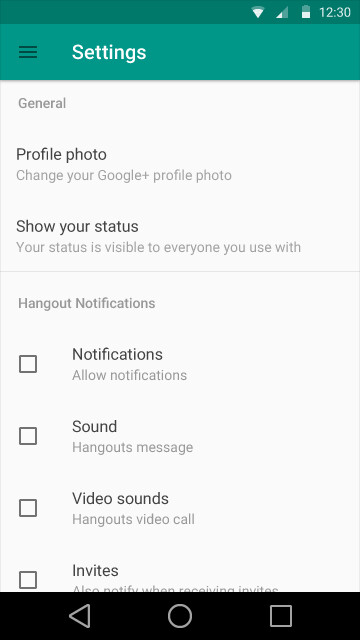 Android L screenshot sets pop up, show a new keyboard, new settings, and lots of color