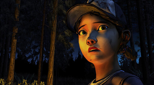 The Walking Dead Season Two screenshots