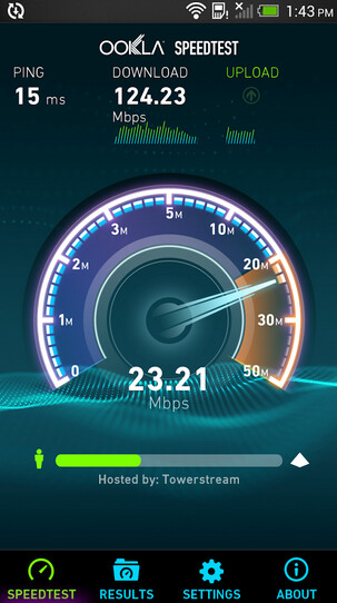 Ookla's Speedtest.net app - Network speed testing apps won't count against T-Mobile customers' monthly data allowance