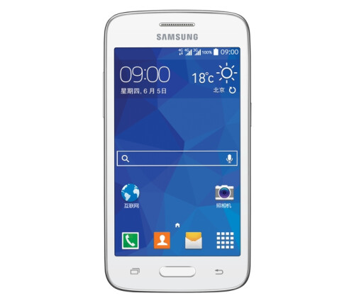 Samsung Galaxy Core Mini 4G (SM-G3568V) official images