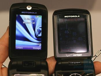 MAXX V6 and Maxx Ve - Motorola Maxx Ve Interface