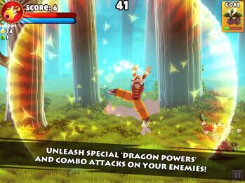Dragon Finga review – the art of awkward fighting