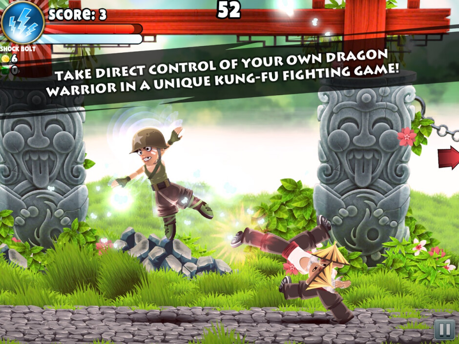 Dragon Finga review – the art of awkward fighting