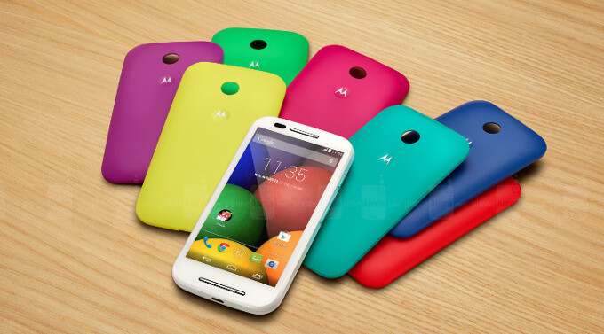 Unofficial CyanogenMod 11 and SlimKat ROMs now available for the Moto E