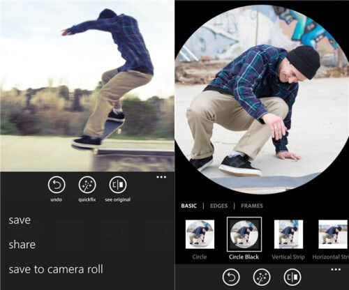 Adobe Photoshop Express - Windows Phone - Free