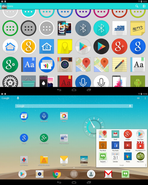 LG G3 Launcher Theme - Android - $1.99