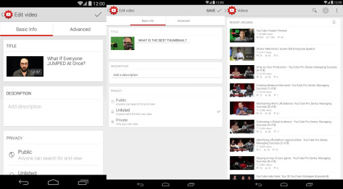 YouTube Creators Studio - Android - Free