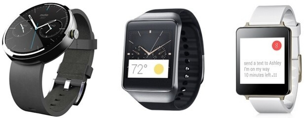 Poll results: Which Android Wear smartwatch you'd rather buy: Samsung Gear Live, LG G Watch, or Moto 360?