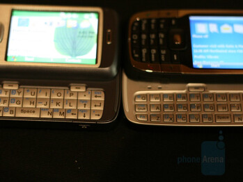 HTC S720 and S710