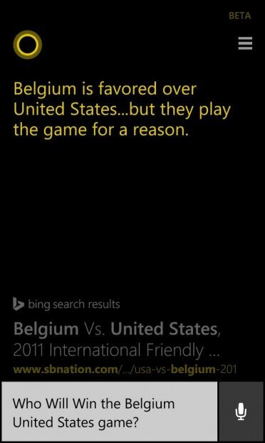 Paul The Octopus is reborn into Cortana – the oracle that predicted Belgium's win against the USA