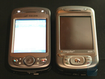 HTC P4000 and HTC TyTN