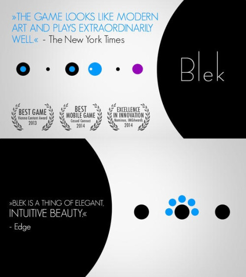 Blek - Android, iOS - Free