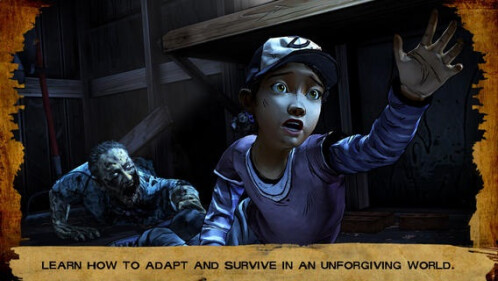The Walking Dead: Season Two - Android, iOS - Free (with in-app purchases)