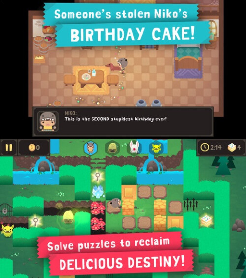 Monster Ate My Birthday Cake - Android, iOS - $4.99