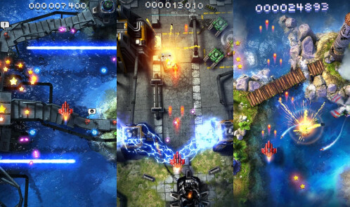 SkyForce 2014 - Android, iOS - Free