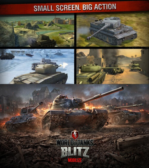 World of Tanks Blitz - iOS - Free (with in-app purchases)
