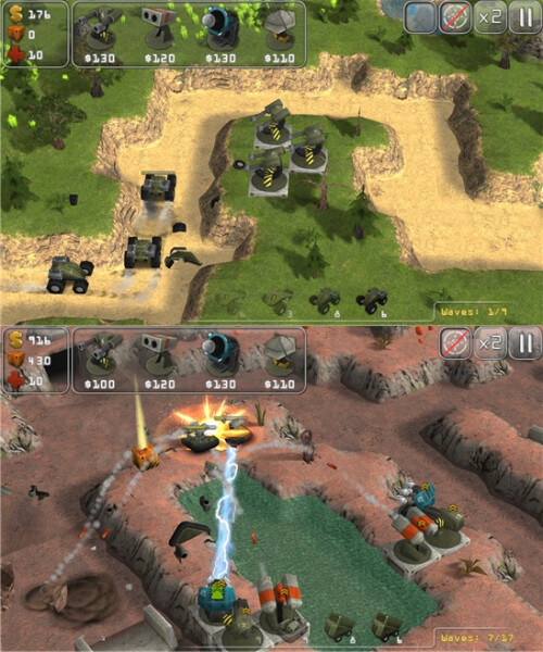 Total Defense 3D - Windows Phone - $1.99