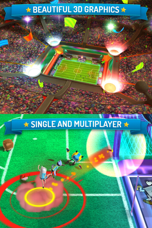 CN Superstar Soccer - Android - $2.99