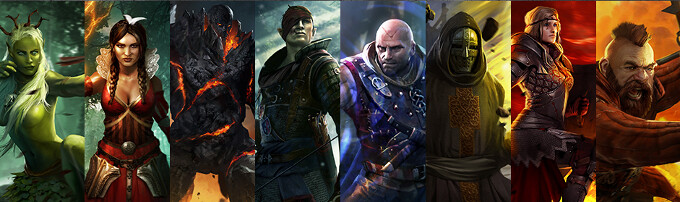 The Witcher will land on iOS, Android, and WP later this year as a... MOBA