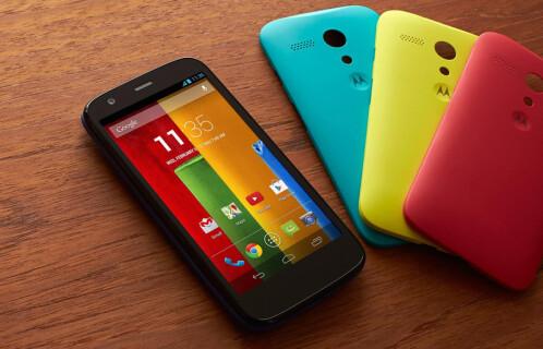 Motorola sold to Lenovo