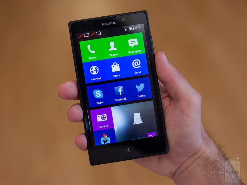 Nokia launches Android-based phones