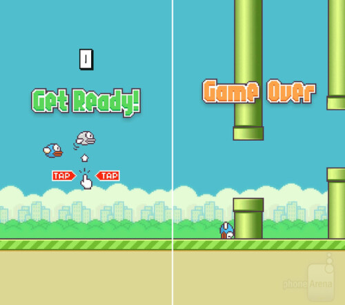 The Flappy Bird craze