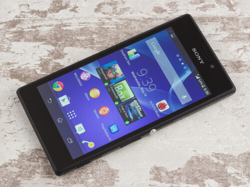 Sony Xperia M2 and its outstanding battery life