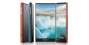 Monsters from Asia: the extraordinarily-compact Sharp SH-04F Aquos flagship