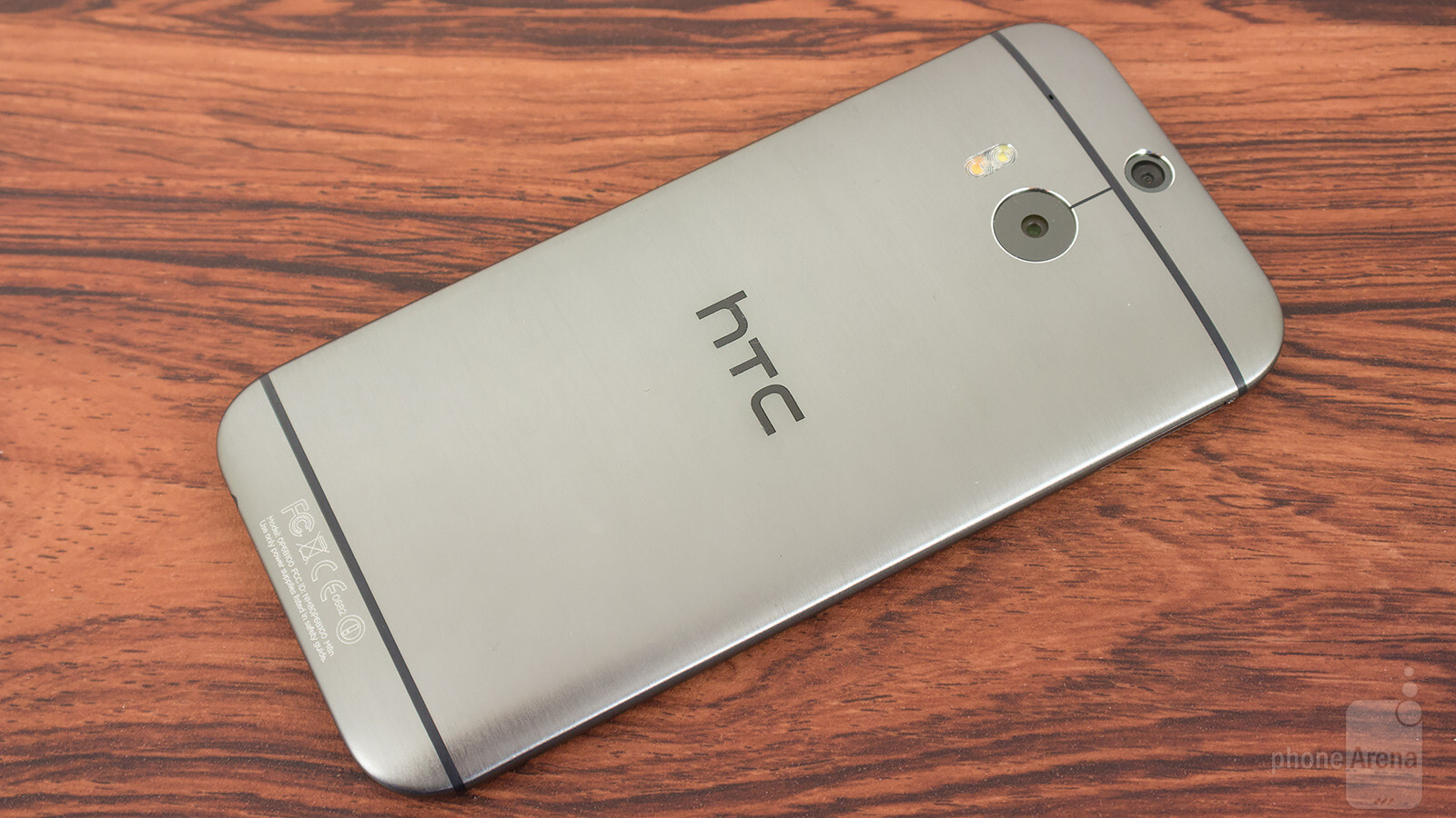 The UltraPixel camera on the HTC One (M8)