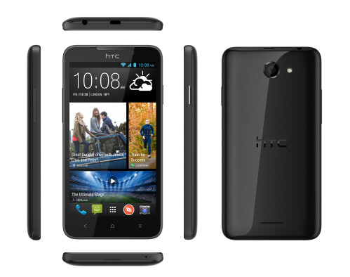 HTC Desire 516 - official images