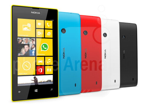 Nokia Lumia 520, from as little as $50