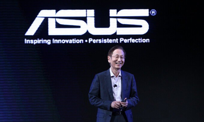 Asus chairman: Asus' Android Wear smartwatch will rely on its design to lure buyers