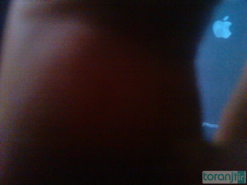 iPhone 6 pictures leak, taken with Google Glass
