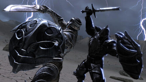 Infinity Blade II - $1.99, down from $6.99