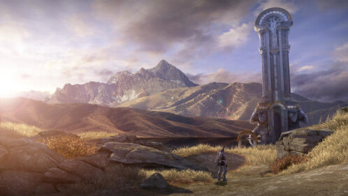 Infinity Blade III - $2.99, down from $6.99