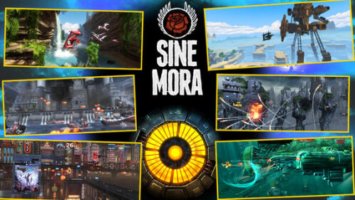 Sine Mora - $2.99, down from $5.99