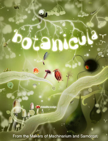 Botanicula - $2.99, down from $9.99