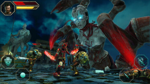 Godfire: Rise of Prometheus - $4.99, down from $6.99