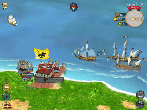 Sid Meier's Pirates! - $1.99, down from $2.99