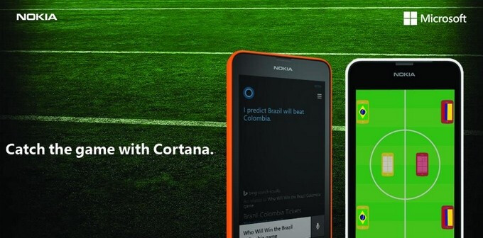 Microsoft's Cortana has a perfect track record in predicting World Cup victories