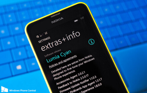 Lumia Cyan update rolls out in Thailand