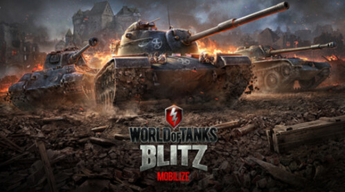 Worlds of Tanks