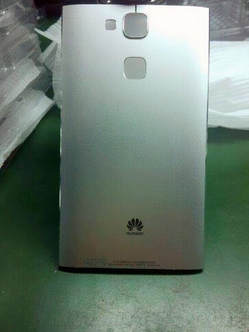 Leaked photos of the Huawei Ascend D3