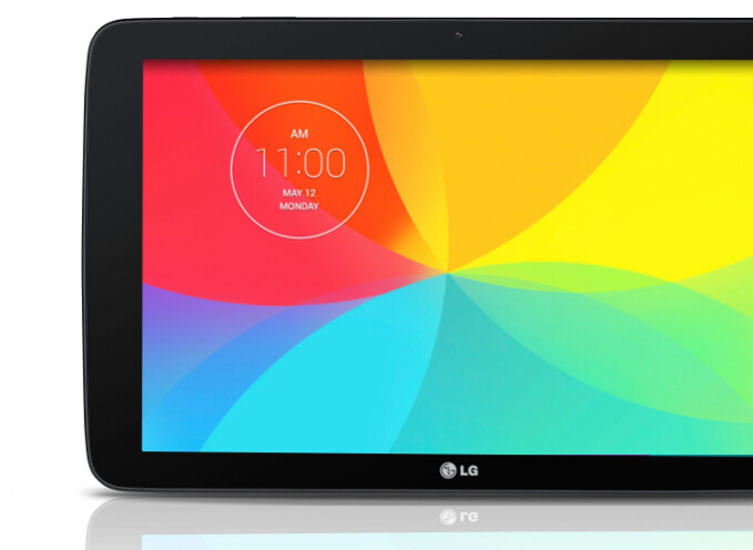 LG announces worldwide availability for its G Pad 10.1 slate