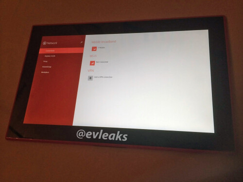 Lumia 2520 for T-Mobile