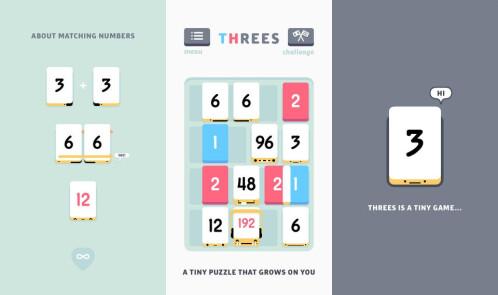#11: Threes!