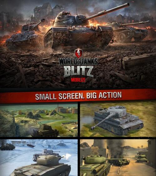 #5: World of Tanks: Blitz
