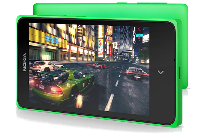 Microsoft and Gameloft are giving away several games to all Nokia X devices until August 31